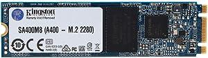 Kingston A400 240G Internal SSD M.2 2280 SA400M8/240G - Increase Performance