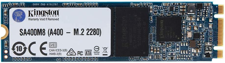 Kingston A400 SSD SA400M8/240G - Disco duro sólido interno M.2 ...