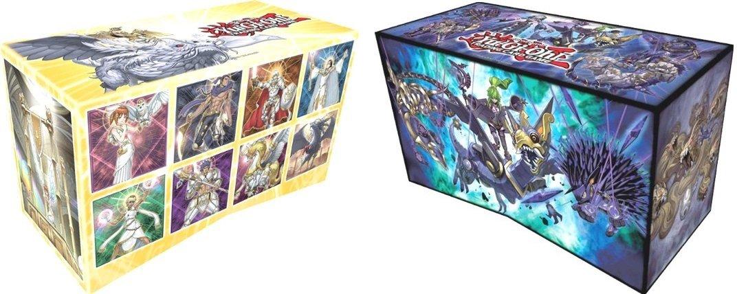 Yugioh - Duelist Alliance - Deluxe Edition 2er Set (Blau & Gelb) - DEUTSCH