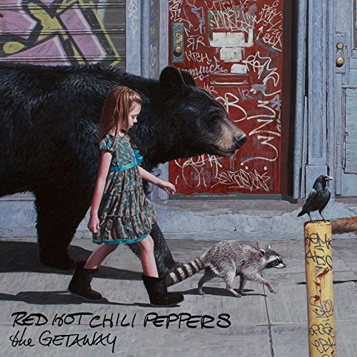 The Getaway (All Around The World Red Hot Chili Peppers)