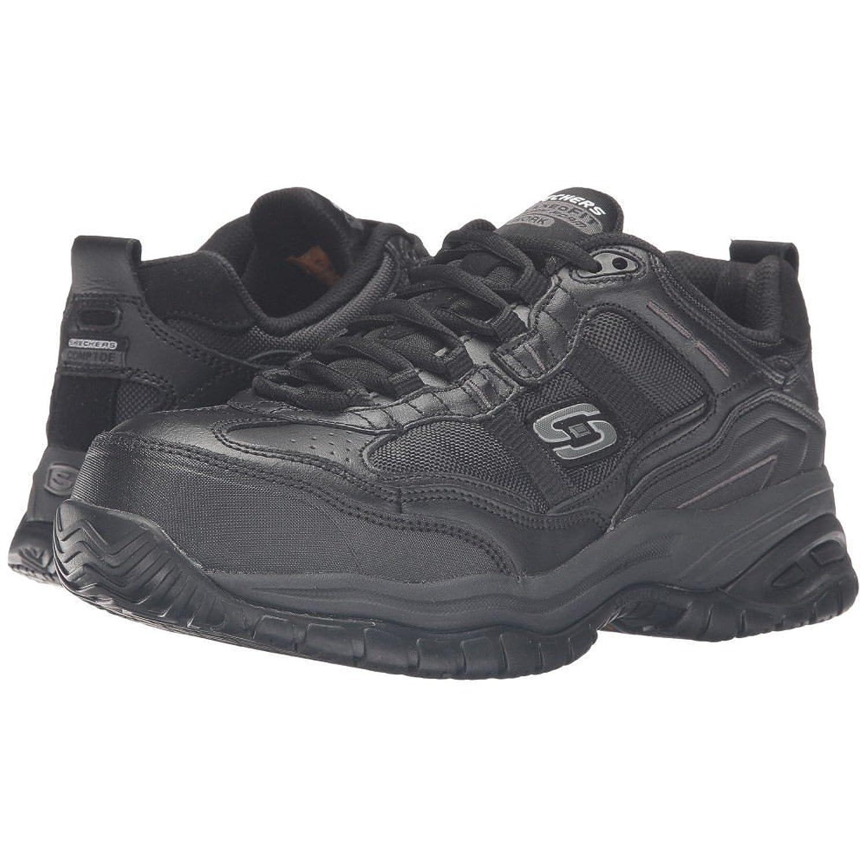 (スケッチャーズ) SKECHERS Work メンズ シューズ靴 スニーカー On SiteRobson [並行輸入品] B0765YCP6Z 8xE-WIDE