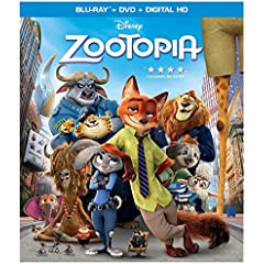 ZOOTOPIA Arrives Home on June 7 via Digital HD, Blu-ray and Disney Movies Anywhere