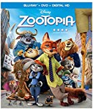 Image of Zootopia [Blu-ray]
