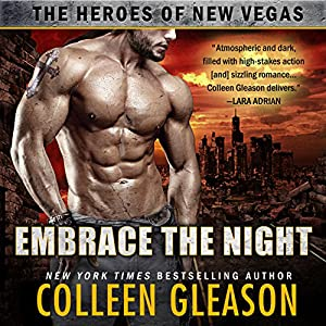 Embrace the Night Eternal Audiobook