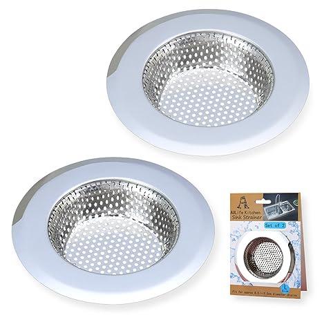 Amazon.com: AULife filtro para fregadero de cocina de acero ...