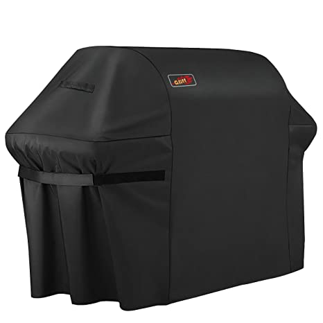 Amazon Com Victsing 5 Burner Gas Grill Cover Heavy Duty Fits