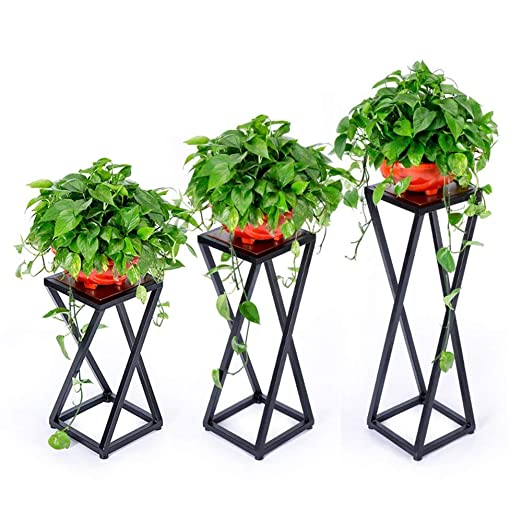 Puesto De Flores,estante para flores Soportes para plantas Estante ...