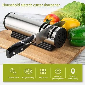 Allowevt Afilador de cuchillas eléctrico, El mejor Accesorio ...