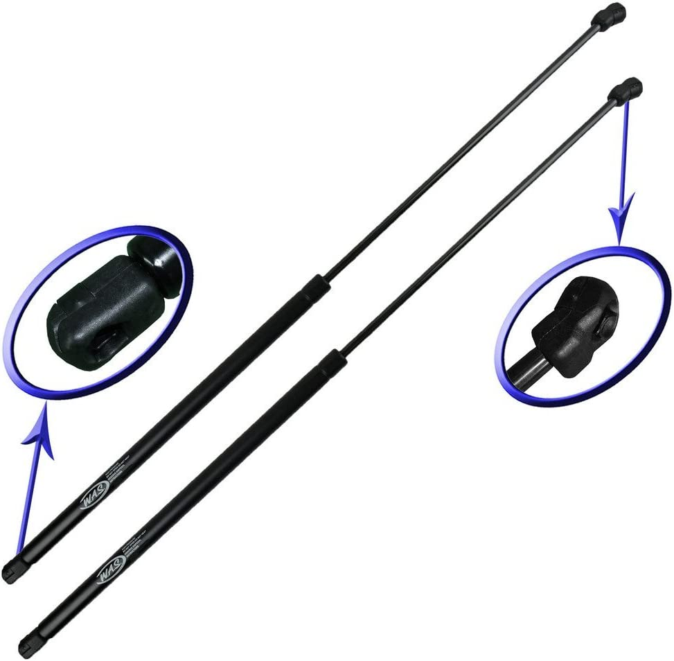 WGS-333-2 Wisconsin Auto Supply Two Front Hood Gas Charged Lift Supports For 2001-2006 Acura MDX Left and Right Side