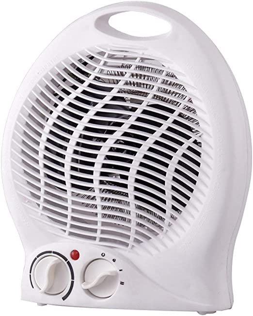 Mini Calentador de Ventilador de sobremesa Calentador eléctrico de ...