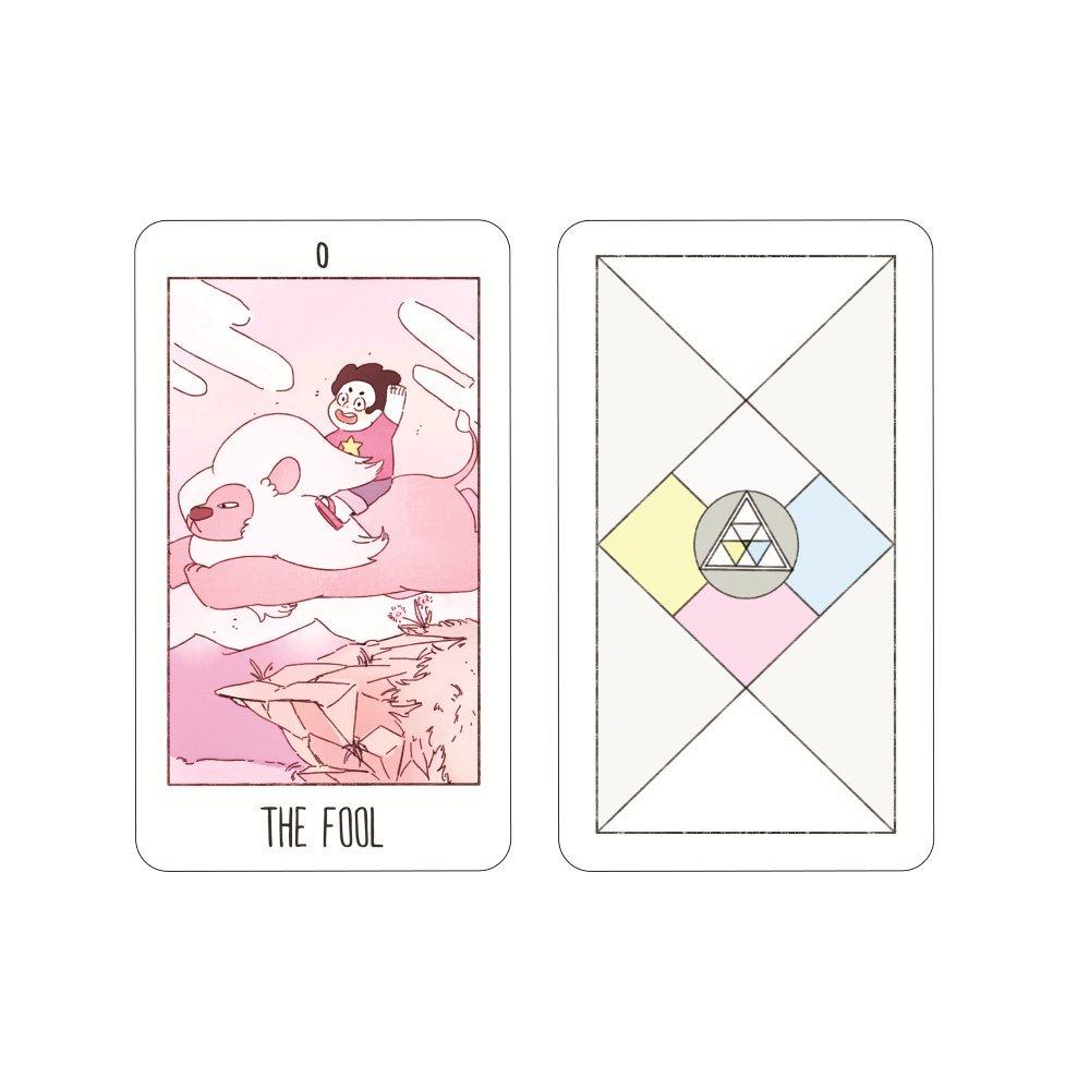Steven Universe - Tarot Card Deck - Major Arcana Set