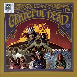 Grateful Dead - Grateful Dead (Record Store Day 2011 Exclusive, Mono Repress, Only 3000 Made!)