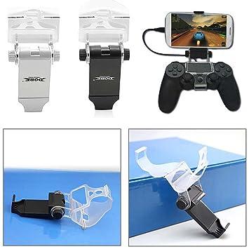 DAMIANOSL Teclado inalámbrico Bluetooth para Mando PS4 Chat Teclado Bluetooth, Blanco: Amazon.es: Deportes y aire libre