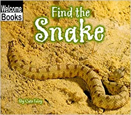 Amazon.com: Find the Snake (Welcome Books: Hide and Seek ...