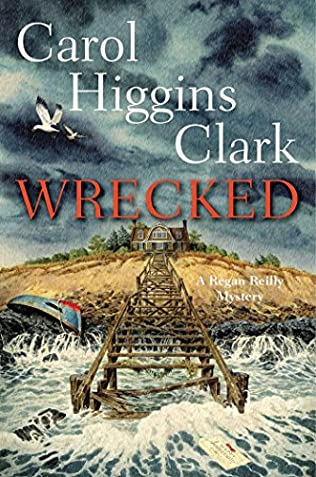 book cover of Wrecked