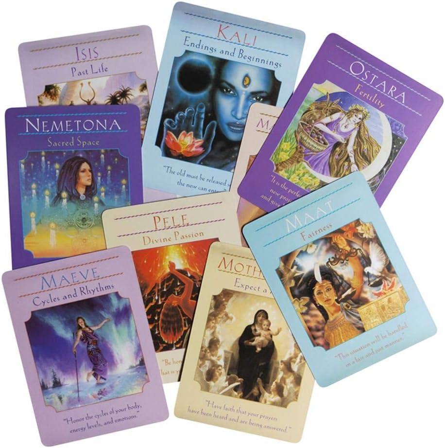 Carte Oracle KiGoing Carte Oracle Divinatoire Cartes Oracles Oracles Divinatoires Cartes,Jeu De Soci/ét/é Anglais