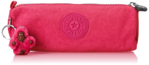 Kipling Freedom Pen Case, Vibrant Pink, One Size