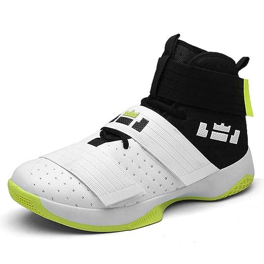 Amazon.com   2019 New Men Basketball Shoes Men Sneakers ...