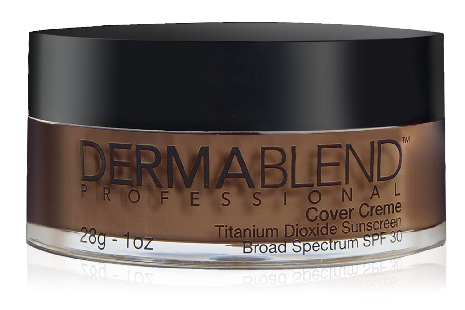 Amazon.com: Dermablend Professional Cover Creme 1 oz. Chroma 7 ...