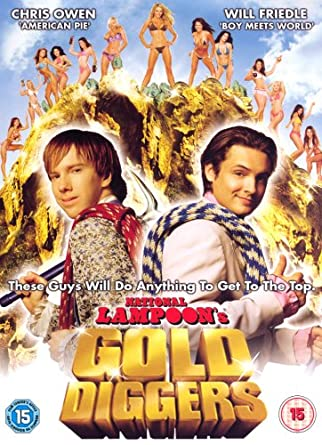 watch national lampoons gold diggers online free