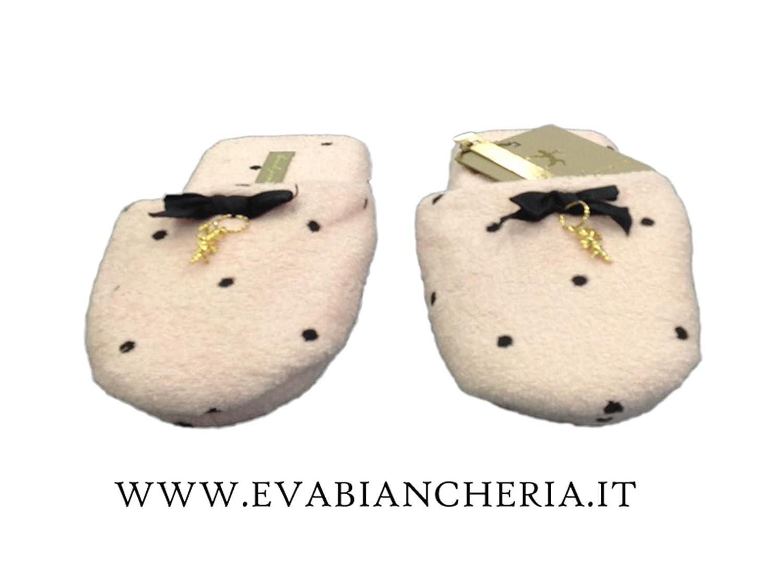 online in vendita fascino dei costi scarpe classiche LUNA DI GIORNO Ciabatte da bagno in spugna Ensembles Literie et ...