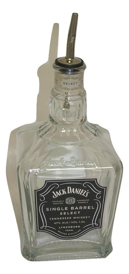Landfill Dzine Jack Daniels - Dispensador de jabón para whisky