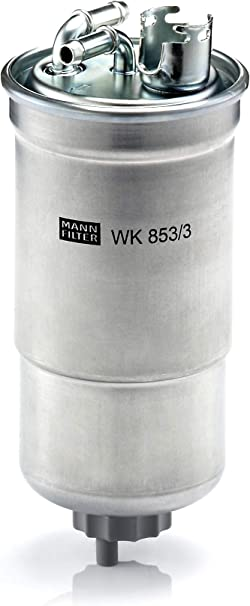 Amazon.com: Mann-Filter WK 853/3 X Fuel Filter: AutomotiveAmazon.com