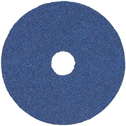 DEWALT DARB4H0325 5in Zirconium Fiber Resin Disc 36G, 25-Pack