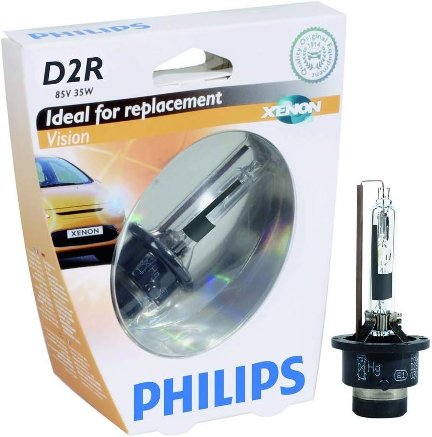 Philips 0730241 Ampoule Vision X/énon 85126VIC1 D2R