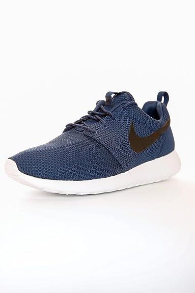 Nike Roshe Run Homme Marine