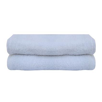 2 o 4 toallas de baño 100 % algodón de calidad de hotel y de la