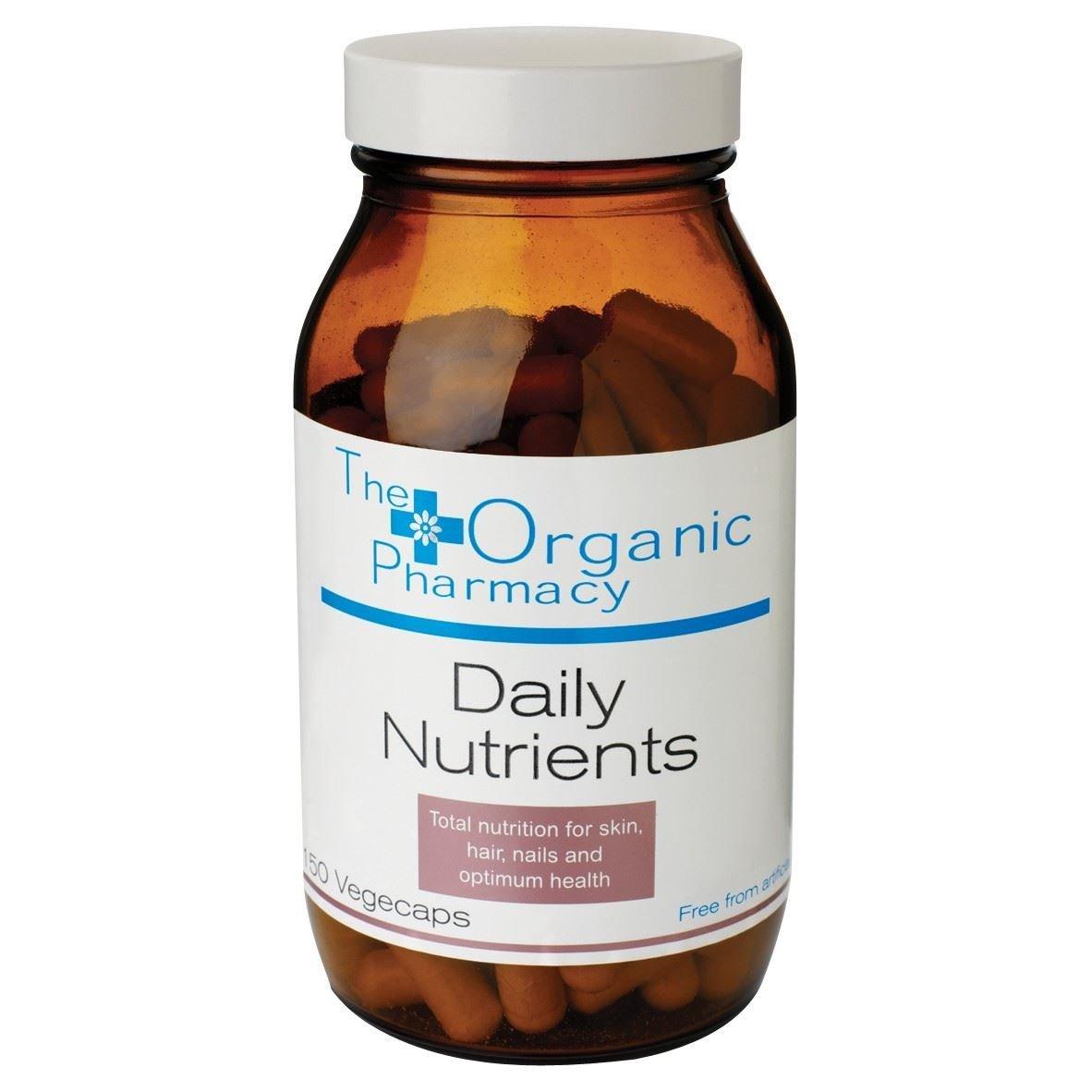 Organic Pharmacy Daily Nutrients 150 Capsules