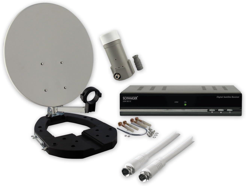 Schwaiger SAT3412 - Sistema de satélite portátil (antena ...