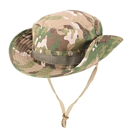 aa74c96d6a5 Amazon.com   ROUTESUN Outdoor Boonie Sun Hat