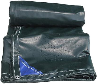 MSF Lonas Lona para trabajo pesado, sombra exterior Cubierta para techo Cubierta para lluvia para jardín Cubierta para lona, protección UV, 560 g/m², espesor 0.5 mm (Tamaño : 4.5x5m): Amazon.es: Bricolaje y