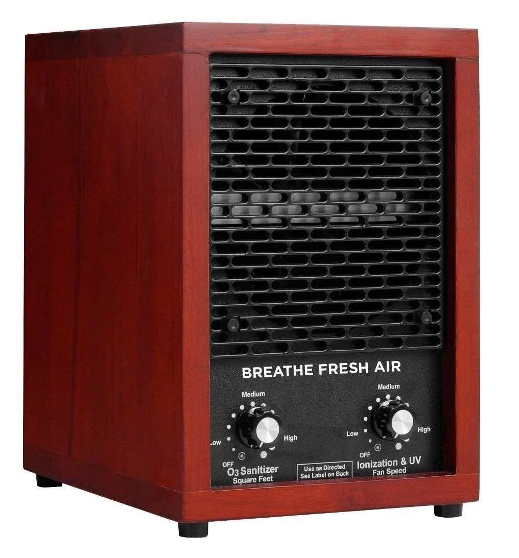 Ionizer Air Filters : Breathe fresh air hepa filter ionic ionizer purifier