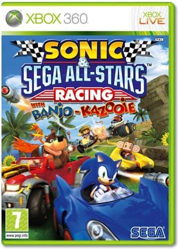 Sonic & SEGA All-Stars Racing mit Banjo-Kazooie [Importación alemana]: Amazon.es: Videojuegos