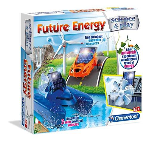 Future Energy Activity Kit by Clementoni