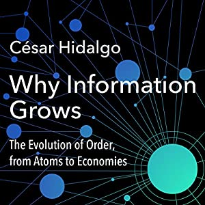 Why Information Grows Audiobook