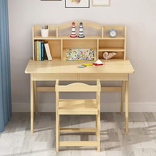 Yocobo Silla Mesa de niño Infantil Media Desk y Juego de sillas de ...