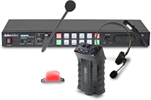 Datavideo ITC-300 Digital intercom System for up to 8 Remote Users