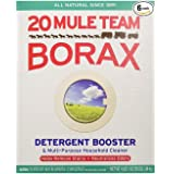 20 Mule Team Borax Natural Laundry Booster, 65 oz