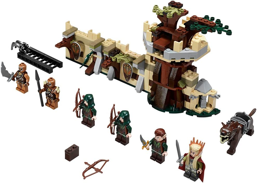 LEGO le hobbit the Hobbit Mirkwood onze elf-1 promotional avec carte