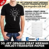 Neenah 3G Jet Opaque Heat Transfer Paper 8.5'' x 11'' (Pack of 10 sheets)