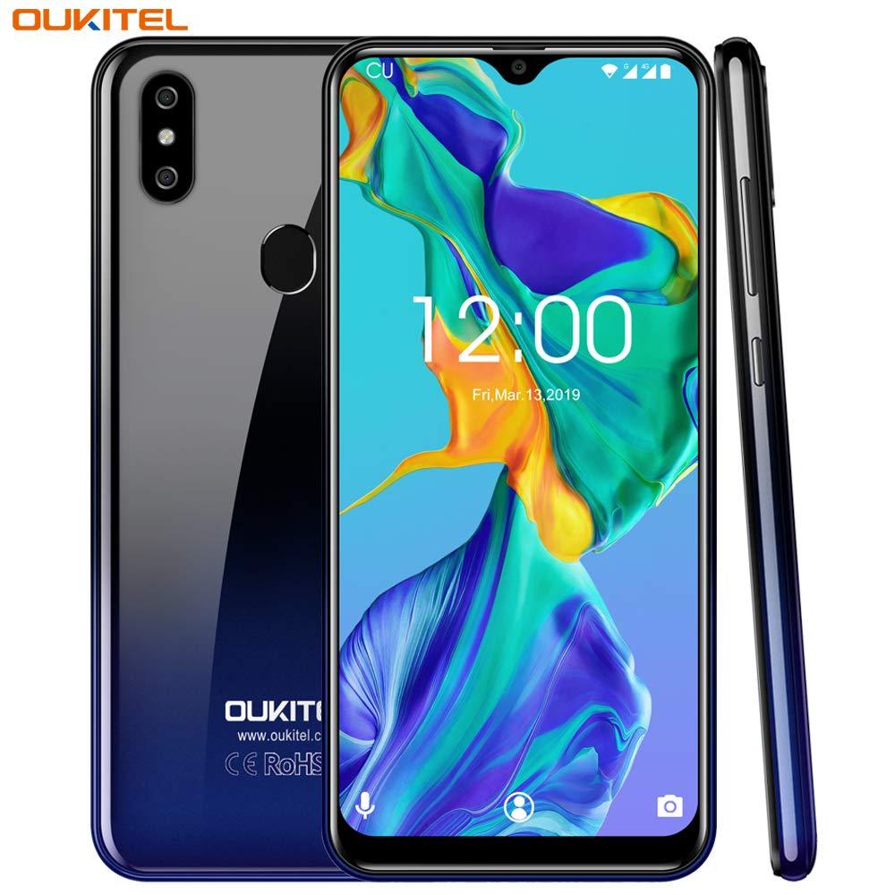 Oukitel C15 PRO+, un buen móvil por menos de 100 euros