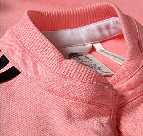 2015 2016 Juventus Adidas Anthem Jacket (Pink):
