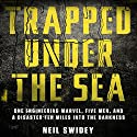 Trapped Under the Sea: One Engineering Marvel, Five Men, and a Disaster Ten Miles into the Darkness Audiobook by Neil Swidey Narrated by David H. Lawrence XVII