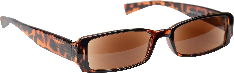 LADIES BLACK BIFOCAL SUNGLASSES READING GLASSES SUNREADERS 100/% UV SPRING HINGES Strength 1.50