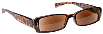 c7155c9b8e Sun Readers Reading Glasses Sunglasses Womens Mens Unisex UV400 Protection  Brown Tortoiseshell UV Reader UVSR003 Inc