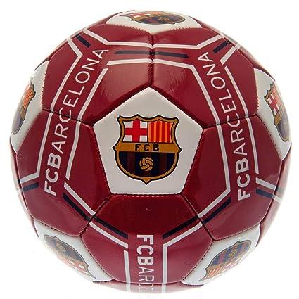 Barcelona F.C. BC04893 Balón de fútbol, Deportes, Multicolor, 5 ...
